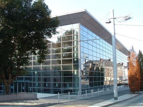 La Bibliothèque Centrale de Limoges