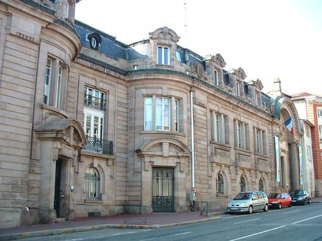 Siège du Conseil Général, Limoges