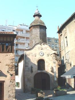 Limoges: Chapelle Saint-Aurélien