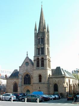 Limoges - Eglise Saint-Pierre