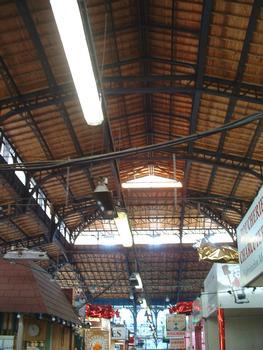 Limoges - Les halles
