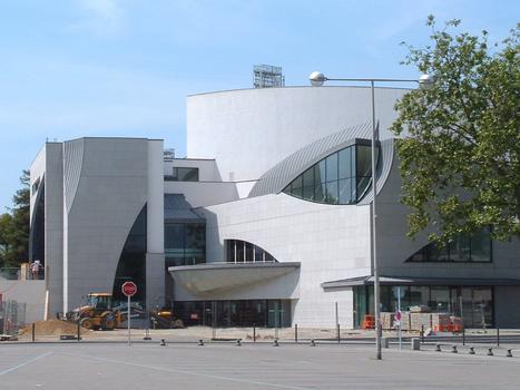 Lorient: Le nouveau théâtre