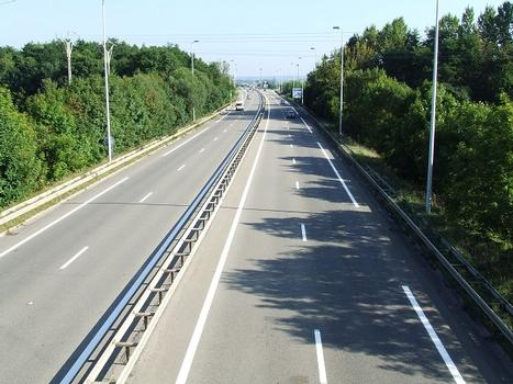 Mulhouse Western Bypass