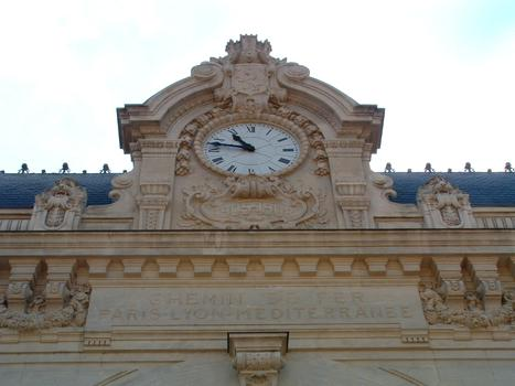 Lyon-Brotteaux Railway Station