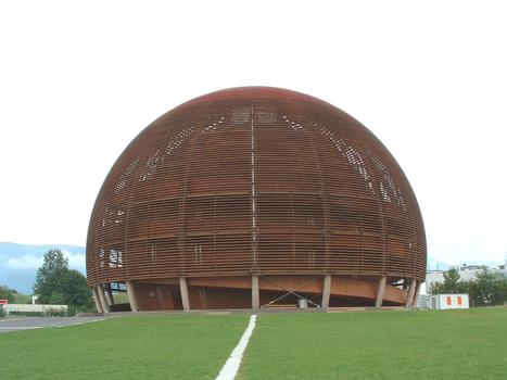 Globe of Science and Innovation, Meyrin, Switzerland