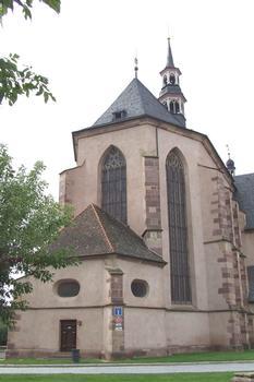 Eglise des Jésuites à Molsheim (67)