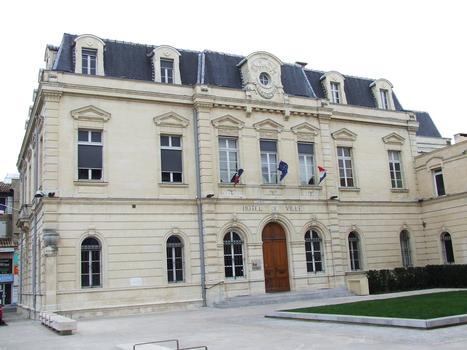 L'Hôtel de Ville de Montélimar