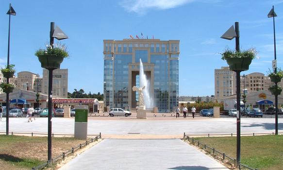 Montpellier: Hôtel de la Région