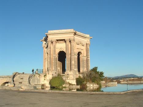 Montpellier: Place Royale du Peyrou