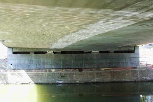 Mulhouse: Pont de la Fonderie