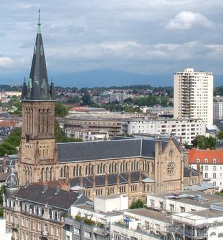 Kirche Saint-Etienne, Mülhausen