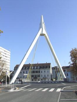 Pont de la Fonderie, Mulhouse