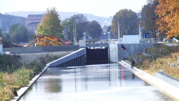 Mülhausen - Pont de la Hardt