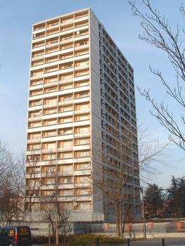 Nations B Tower, Mulhouse