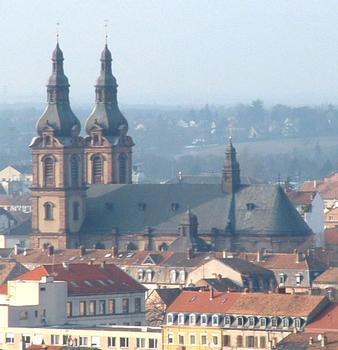 Kirche Saint-Fridolin, Mülhausen