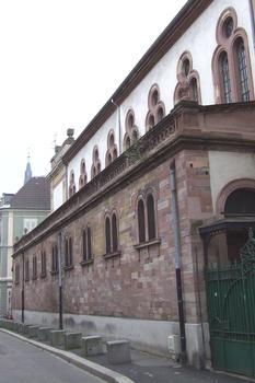 Synagoge, Mülhausen