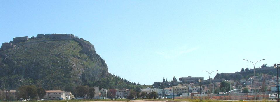 Castle of Palamidi at Nauplion