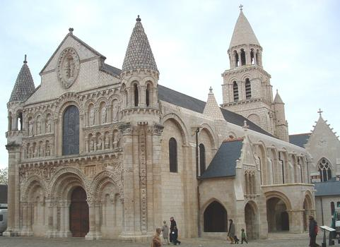 Notre Dame la Grande de Poitiers