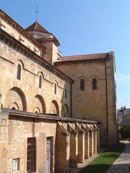 Nevers - Eglise Saint-Etienne