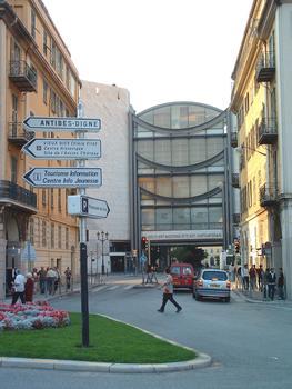 Nice: Musée des arts modernes en contemporains