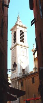 Cathédrale Ste Réparate de Nice