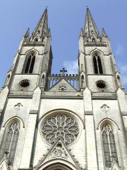 Niort - Eglise Saint-André