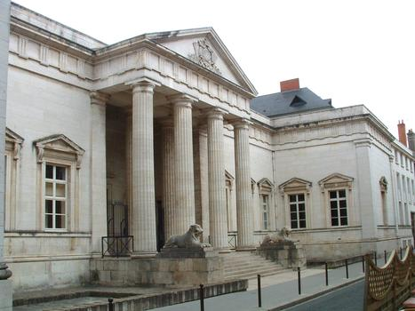 Justizpalast in Orleans