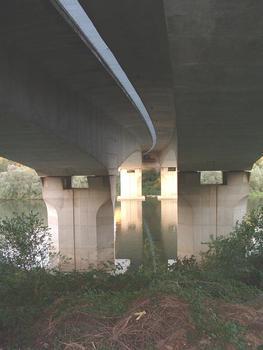Autoroute A 36 Pont sur le Rhin