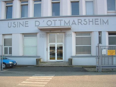 Wasserkraftwerk Ottmarsheim