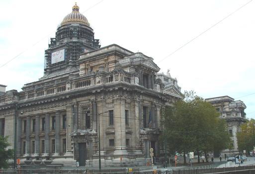 Palais de Justice, Brussels.