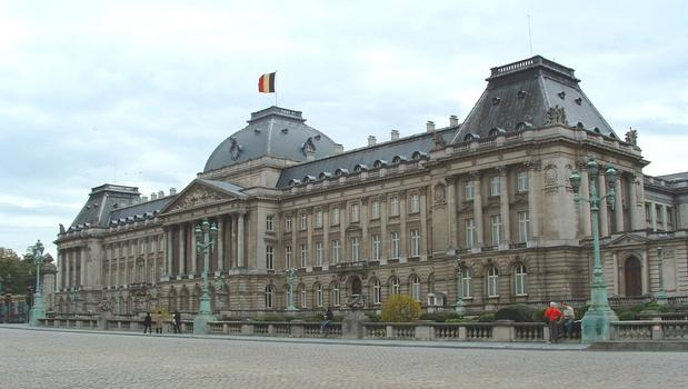 Royal Palace, Brussels.