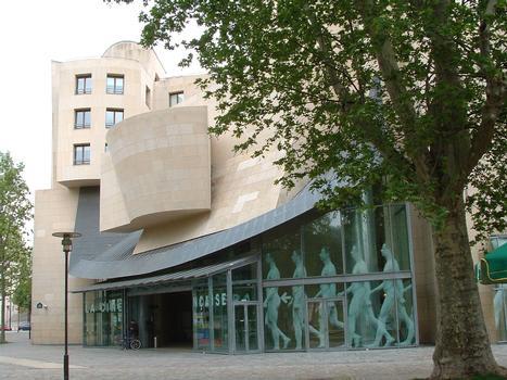 Cinémathèque Française et Bibliothèque du film, Pars