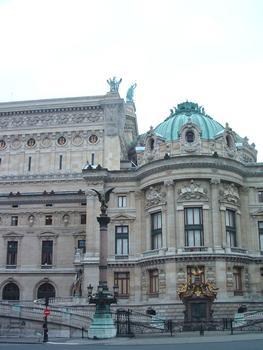 Paris IXème: Opéra Garnier