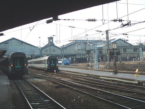 Saint-Lazare Station, Paris