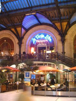 Paris: La gare de Lyon