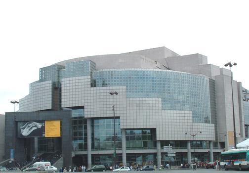 Paris XIIème: Opéra Bastille