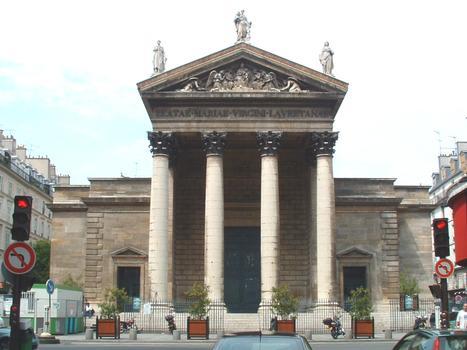 Paris IXème: Notre-Dame de Lorette