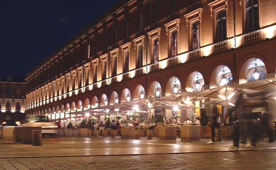 Place du Capitôle, Toulouse