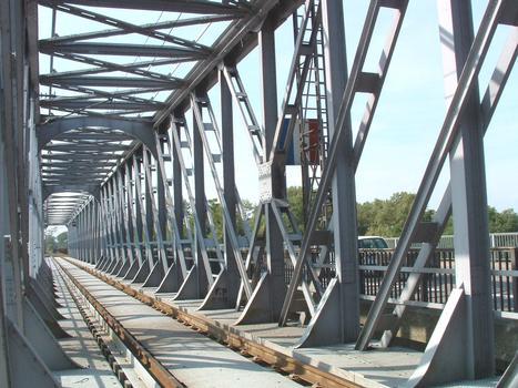 Rheinbrücke Neuenburg-Chalampé