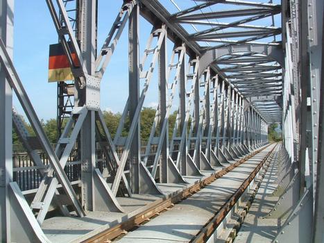 Rheinbrücken Neuenburg-Chalampé
