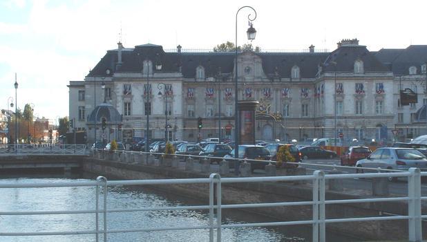 Préfecture de l'Aube, Troyes