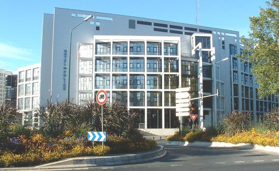 Hôtel de Police, Reims