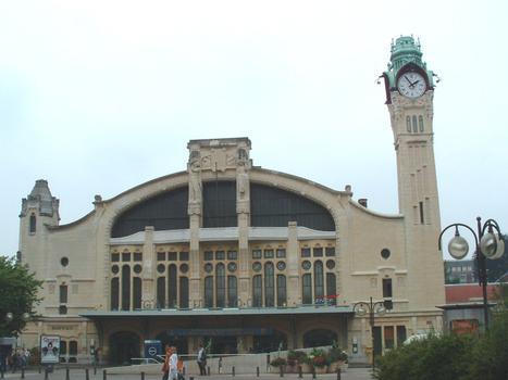 Gare SNCF de Rouen