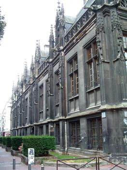 Rouen: Palais de Justice