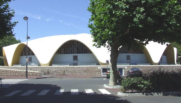 Markthalle von Royan