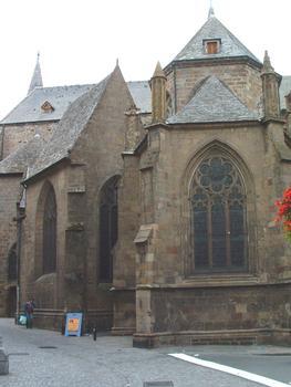 Kathedrale von Saint-Brieuc