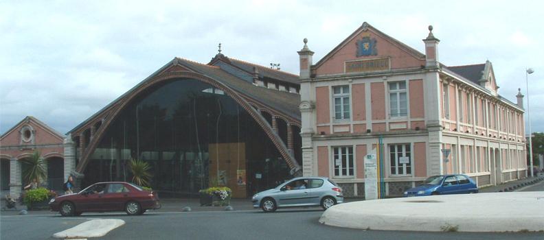 Saint Brieuc: Restaurant Universitaire