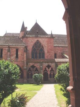 Kloster Saint-Dié-des-Vosges