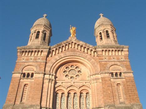 Basilique Notre-Dame de la Victoire à Saint Raphaël