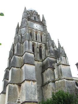 Ehemalige Kathedrale von Saintes